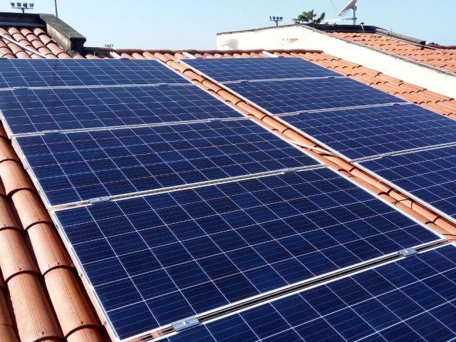geração de energia solar compartilhada